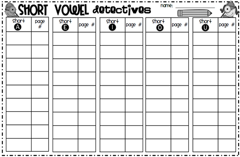 Printables Short And Long Vowel Worksheets For First Grade 1000 images about letter sounds on pinterest phonemic awareness activities long vowels and literacy