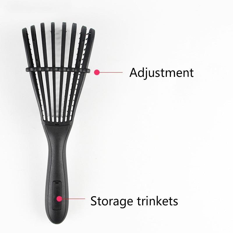 Tanglepro Detangling Brush Detangling Brush Hair Brush Diy Beauty