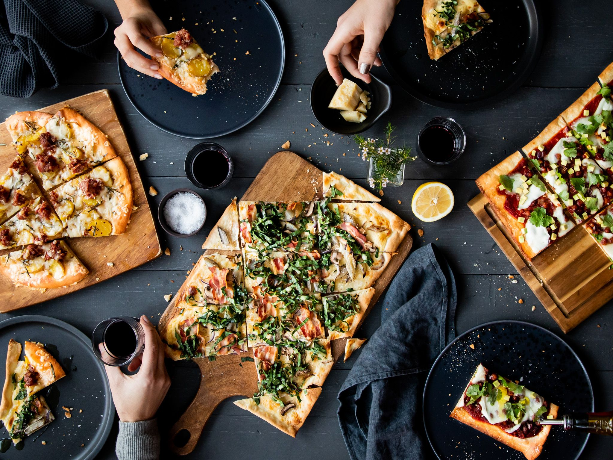 Was gibt es heute zum Abendessen? – 6 ofenfrische Antworten