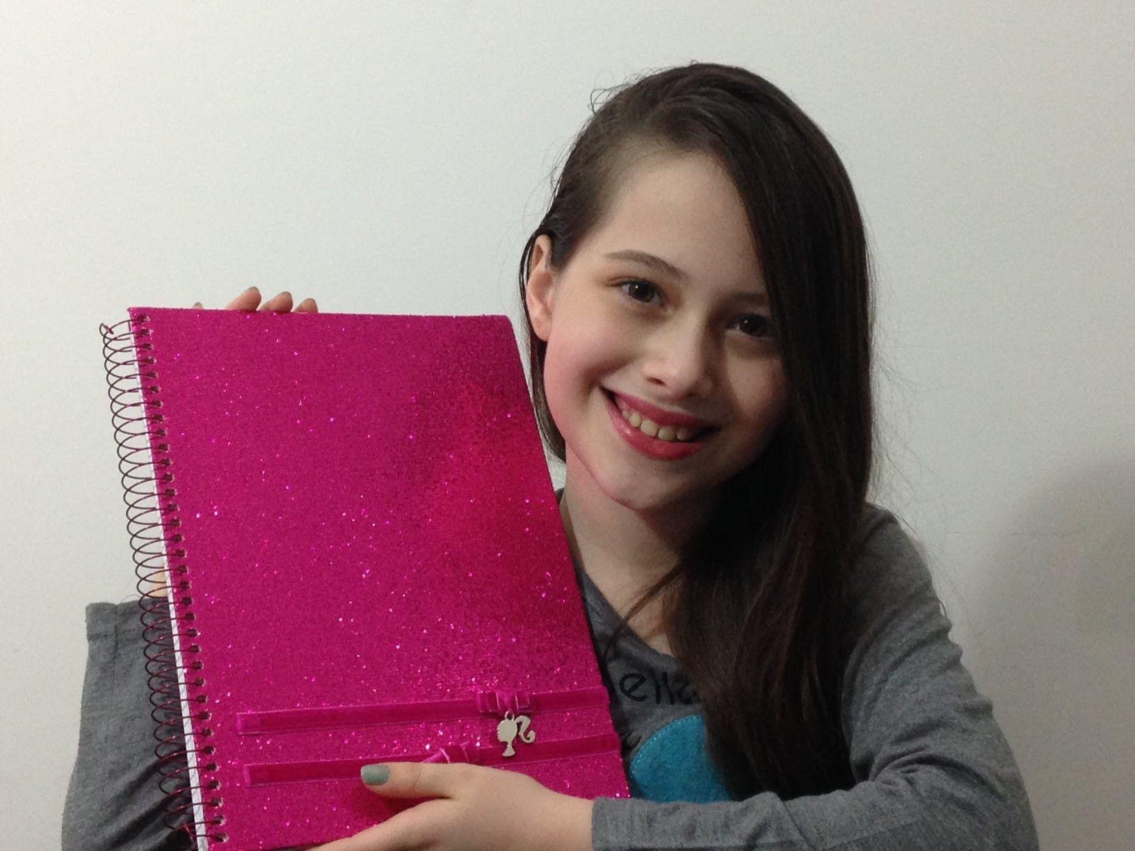 Material Escolar Recebido da Foroni Julia Silva