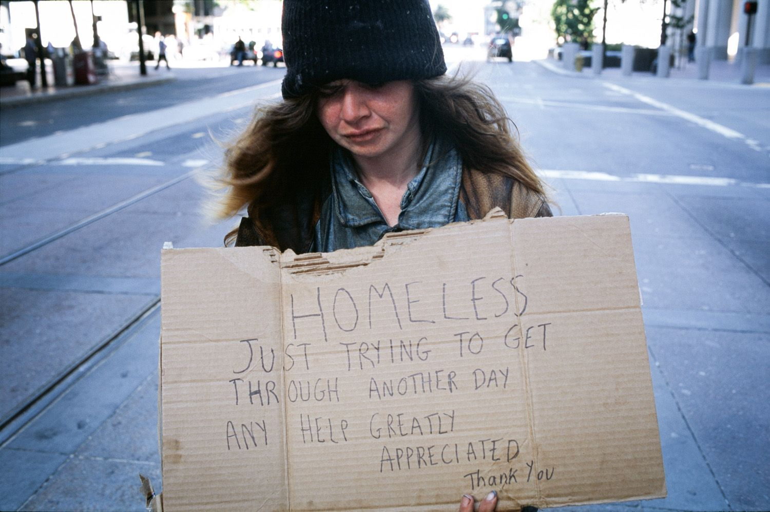 Being homless in the UK sucks, what can I do now?