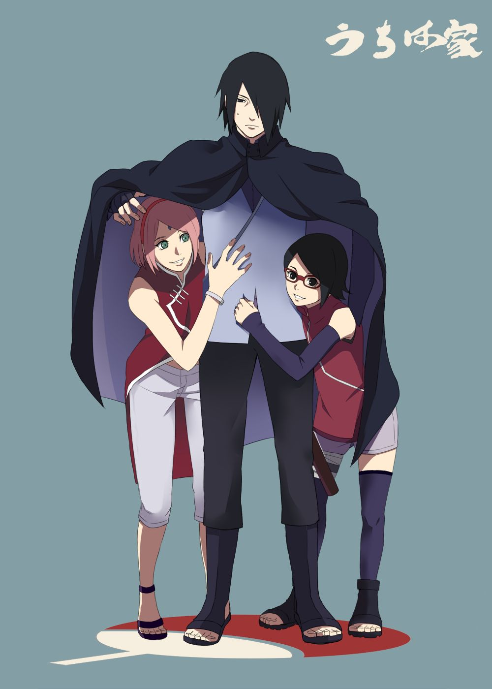 Final, sasuke uchiha and naruto uzumaki family commit