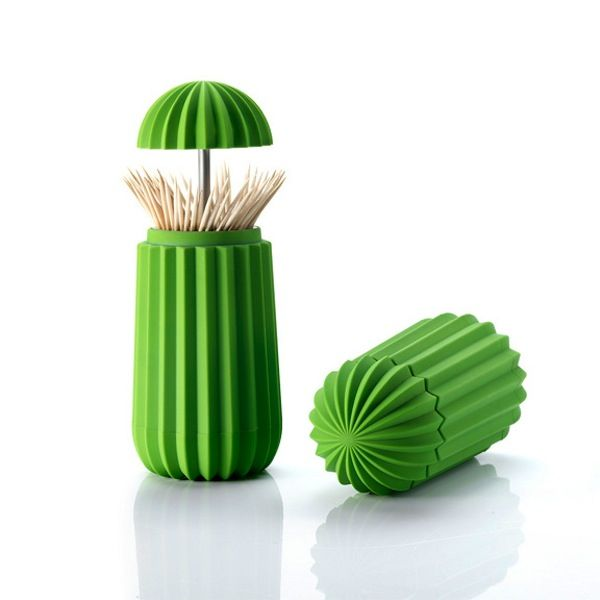 Cactus Toothpick Holder.