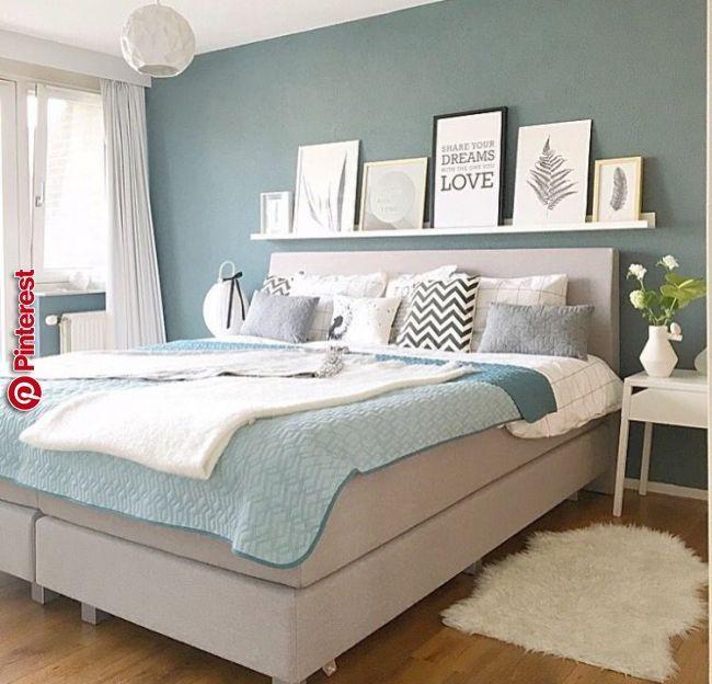 Schlafzimmer Schlafzimmer Einrichten Zimmer Farben Und