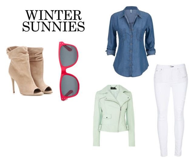 """""""#wintersunnies"""" by stockdellk ❤ liked on Polyvore featuring rag & bone, Karen Millen, Burberry and wintersunnies"""