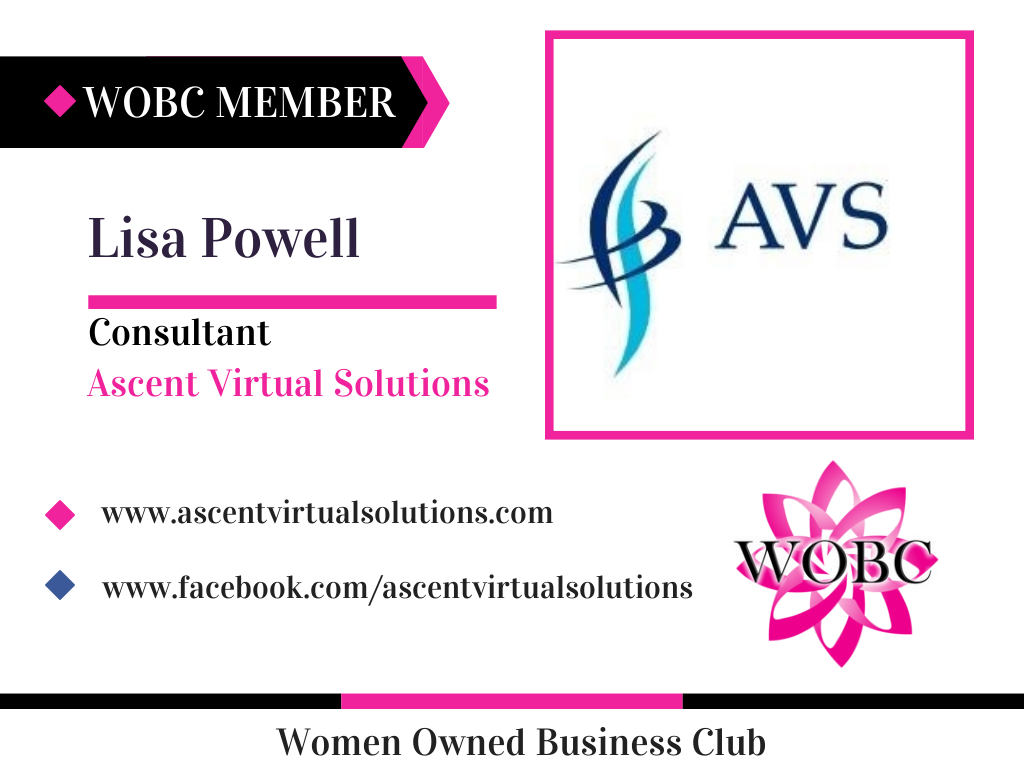 Lisa Powell Consultant Ascent Virtual Solutions Our