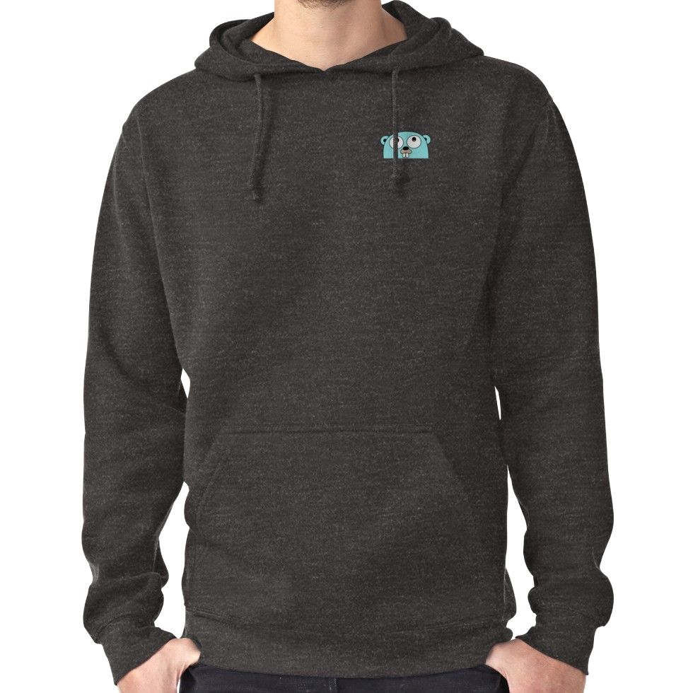Golang Hoodie (Pullover) | Products | Hoodies, Shirts, T shirt