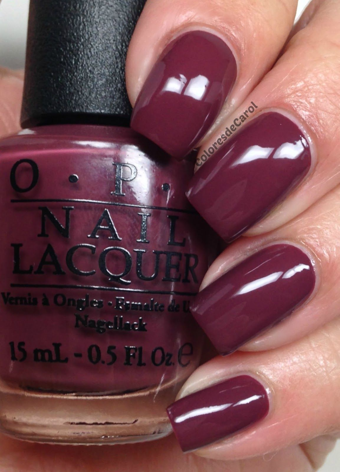 Colores de Carol: OPI - Brazil Collection - OPI Scores a Goal! My ...