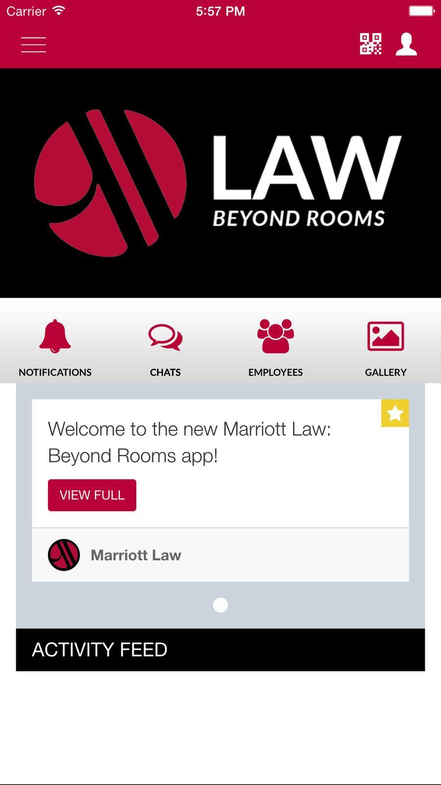 Marriott law beyond rooms entertainmentbusinessapps