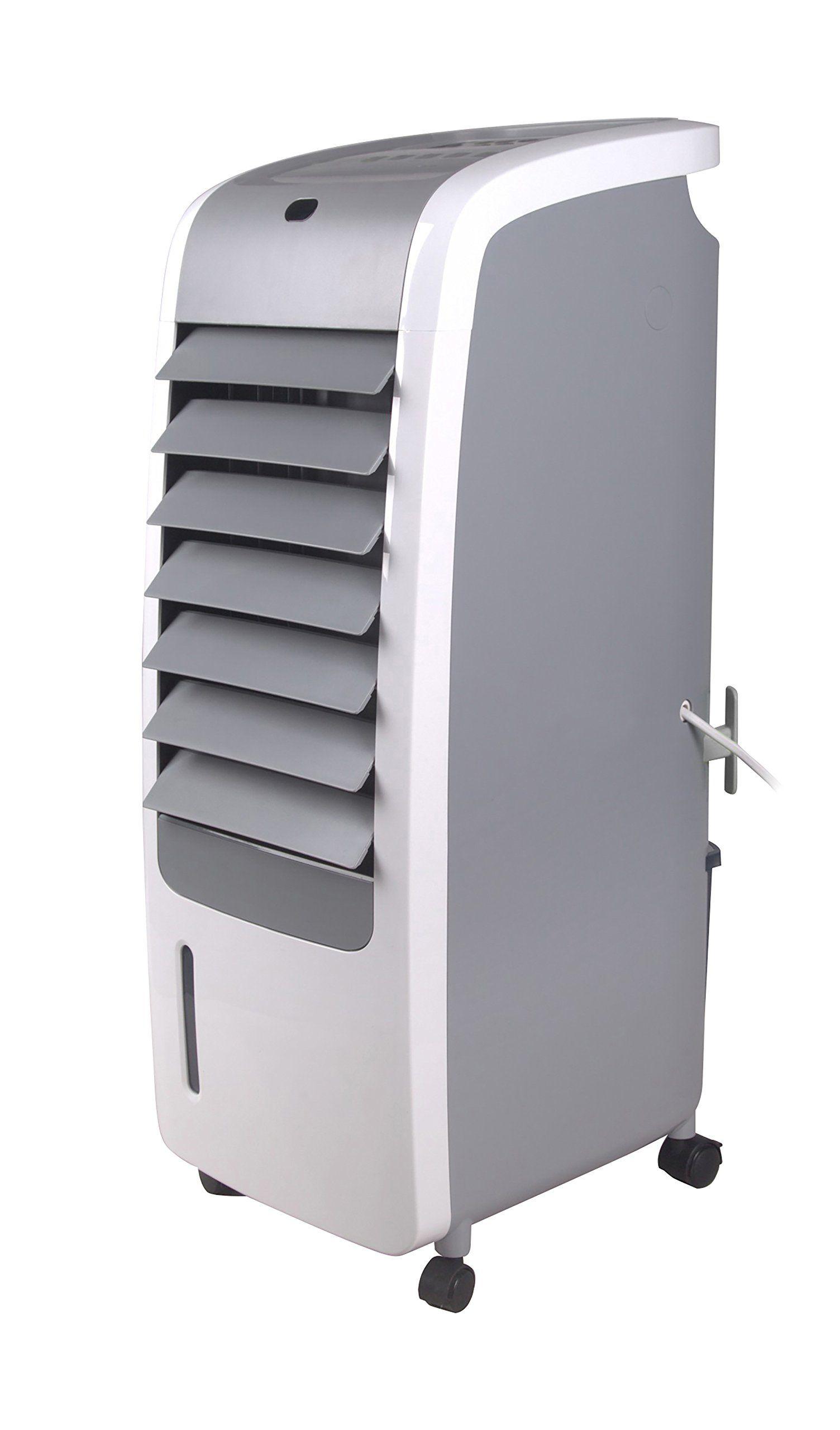 155 CFM Indoor Evaporative Air Cooler with Remote Control