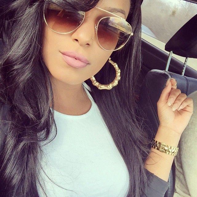 Pin by shaquasia alleyne on beauty | Pretty girl swag ...