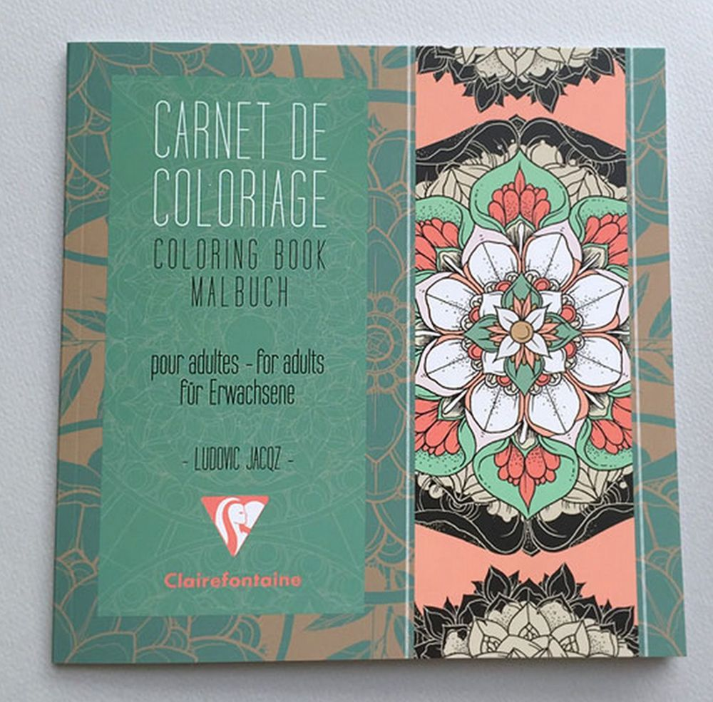 Coloring book for adults ebay - Anti Stress Coloring Book Ebay Mandala Coloring Book Clairefontaine Malbuch For Adult Art Therapy Anti