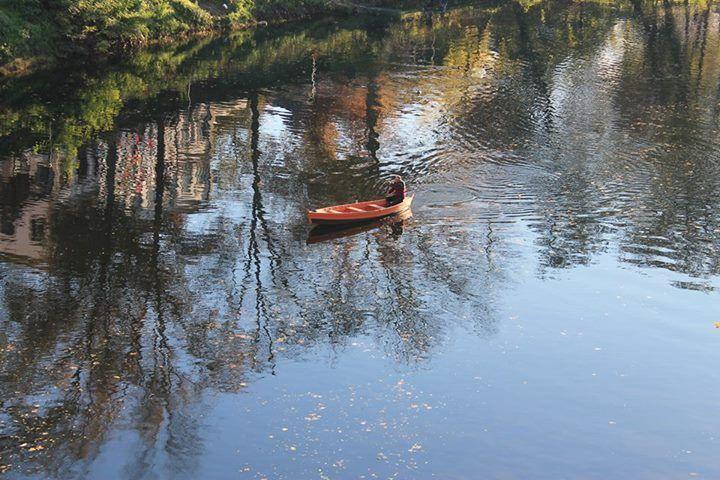 As Guigas (Barcos tradicionais do rio Tâmega em Amarante)