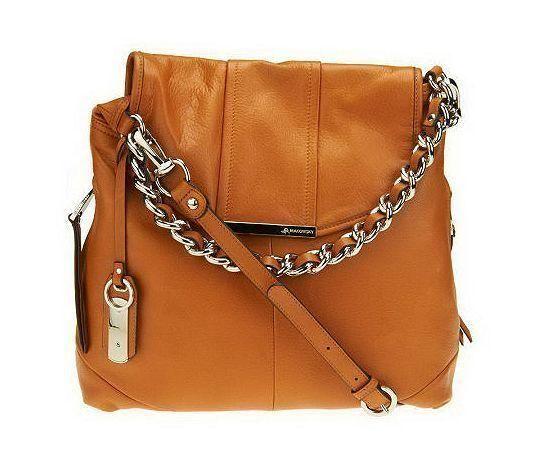 B Makowsky Glove Handbag