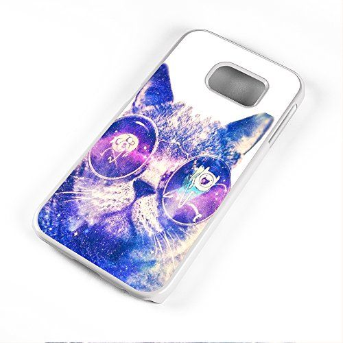 FR23-Hipster Cat Galaxy Adventure Time Fit For Samsung S6 Edge Hardplastic Back Protector Framed White FR23 http://www.amazon.com/dp/B017I6A0EO/ref=cm_sw_r_pi_dp_ZRvowb0VRE8Y4