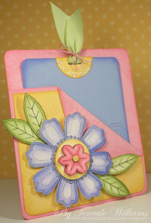 Playful Pocket card