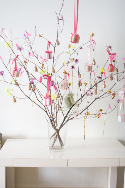 Celebration Branches. A gift a day... Christmas idea.