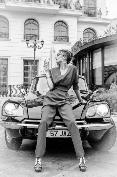 citroen ladies (With images)   Citroen, Classic cars, Gsx