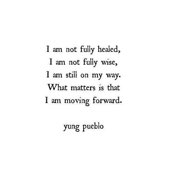Yung Pueblo Spirituality Wisdom Quotes Empowering Quotes Growth Quotes
