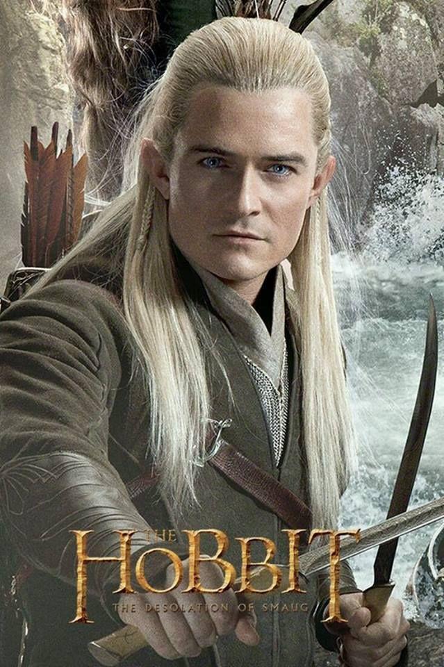 Legolas, the figure of physical perfection   Леголас ...