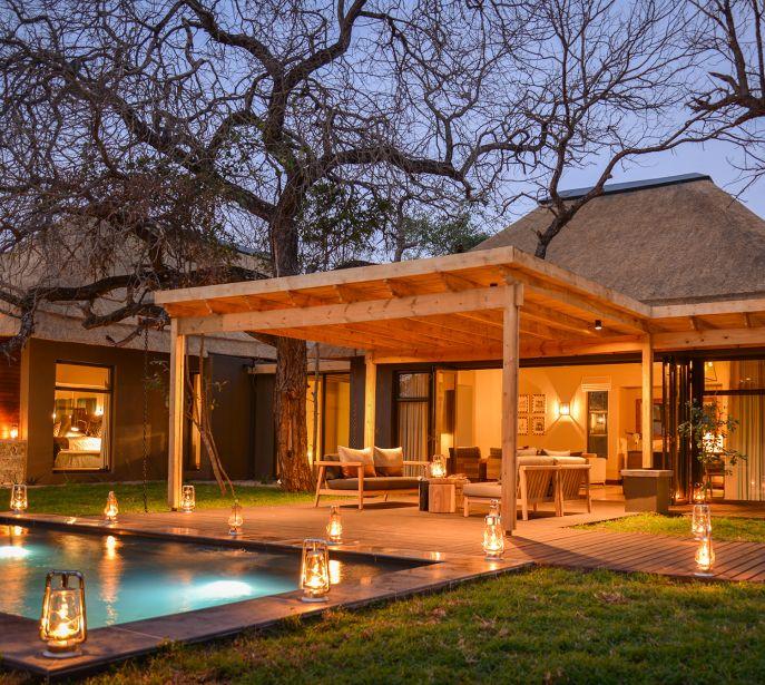 Tinga Hi'Nkweni Villa A Family Safari