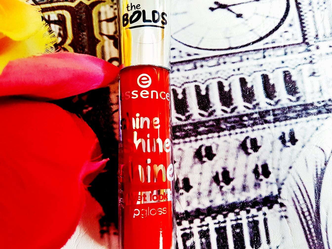 Essence Shine Shine Shine lipgloss red carpet starlet Nummer 13