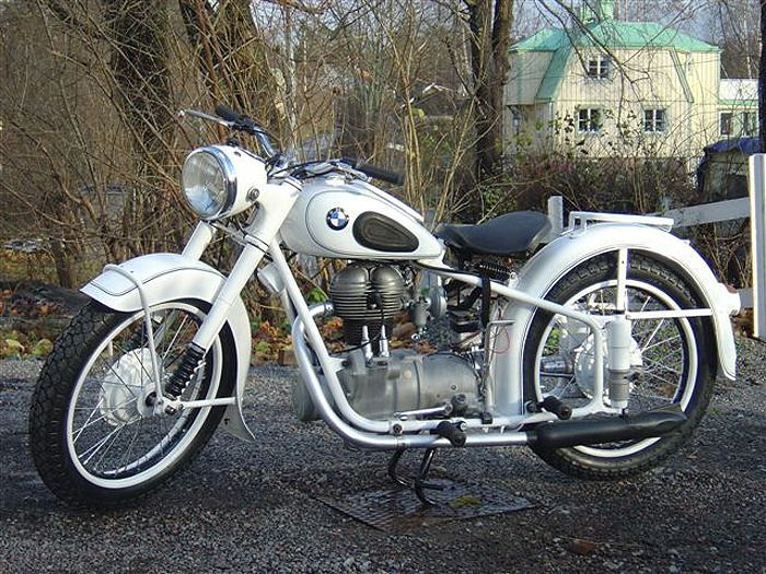 Bmw 1952 R25 2 With Images Bmw Vintage
