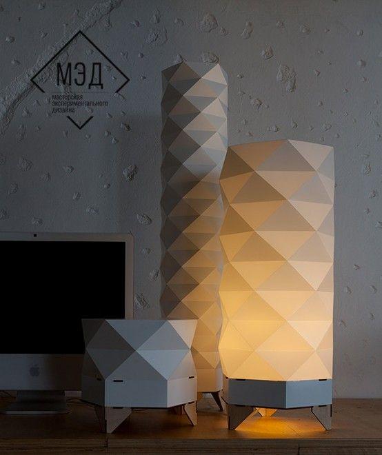 Original Pattern 01 Floor Lamps Collection