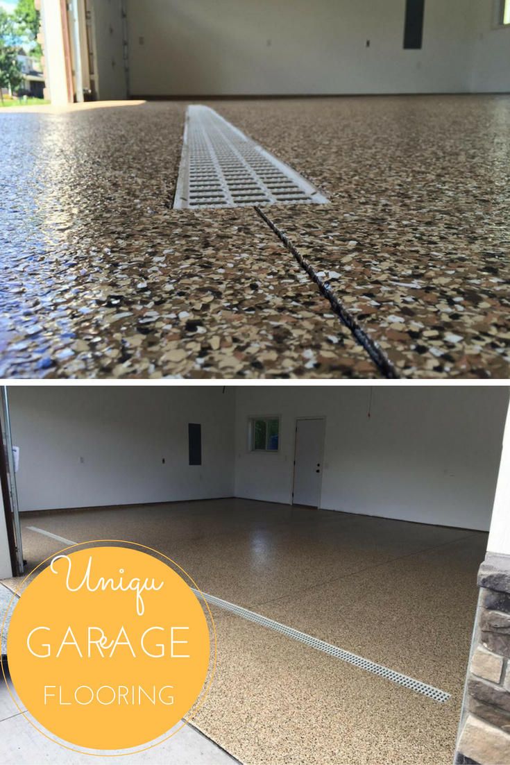 Epoxy Floors Add A Touch Of Style And Class To A Space That Is