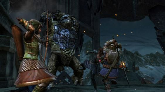 The Lord of the Rings: War in the North Screenshot