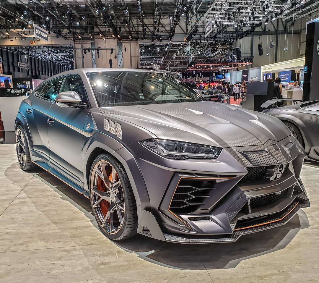 24+ Lamborghini urus mansory 2020 Full HD