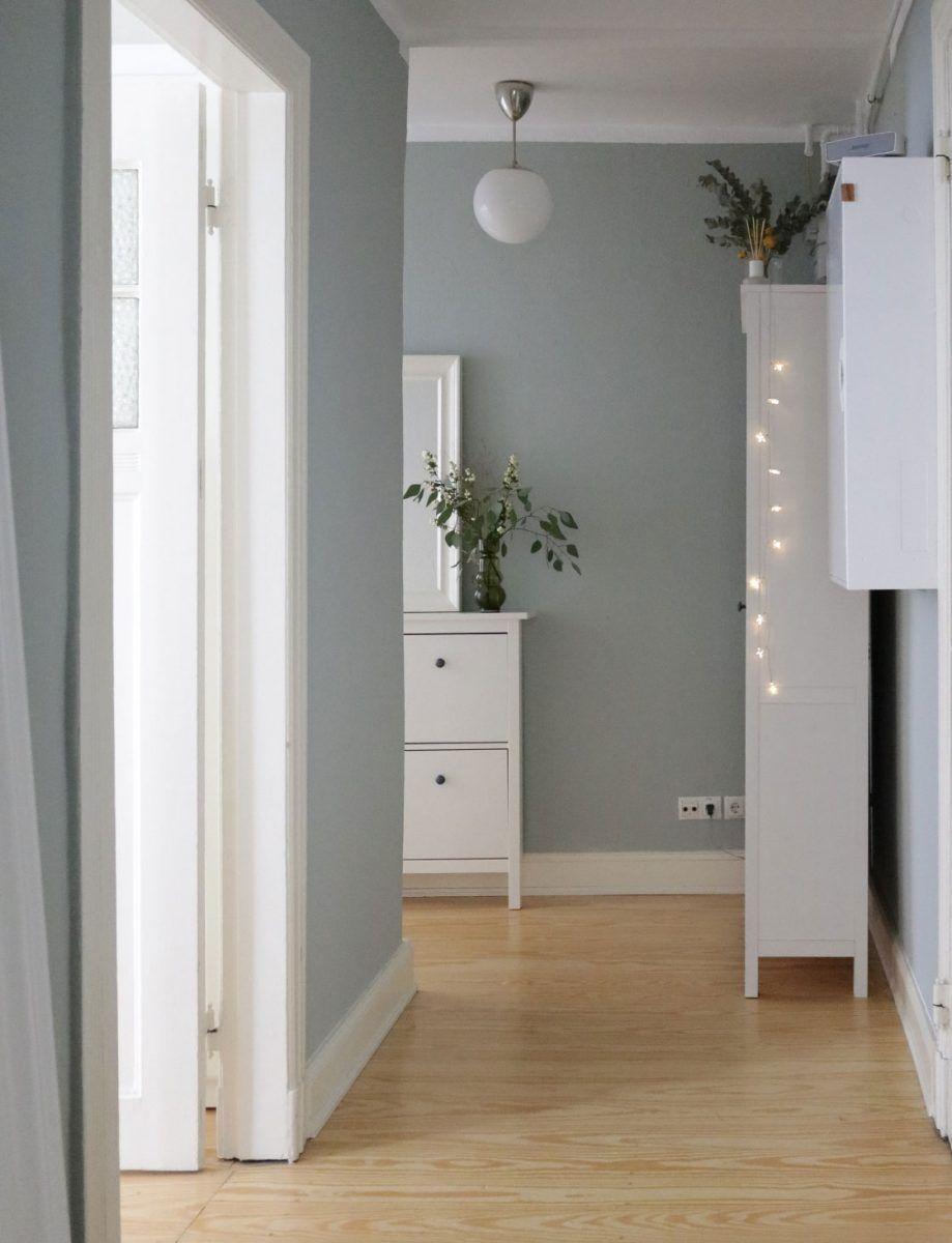 Welche ist die beste Wandfarbe im Flur? – WOHNKLAMOTTE