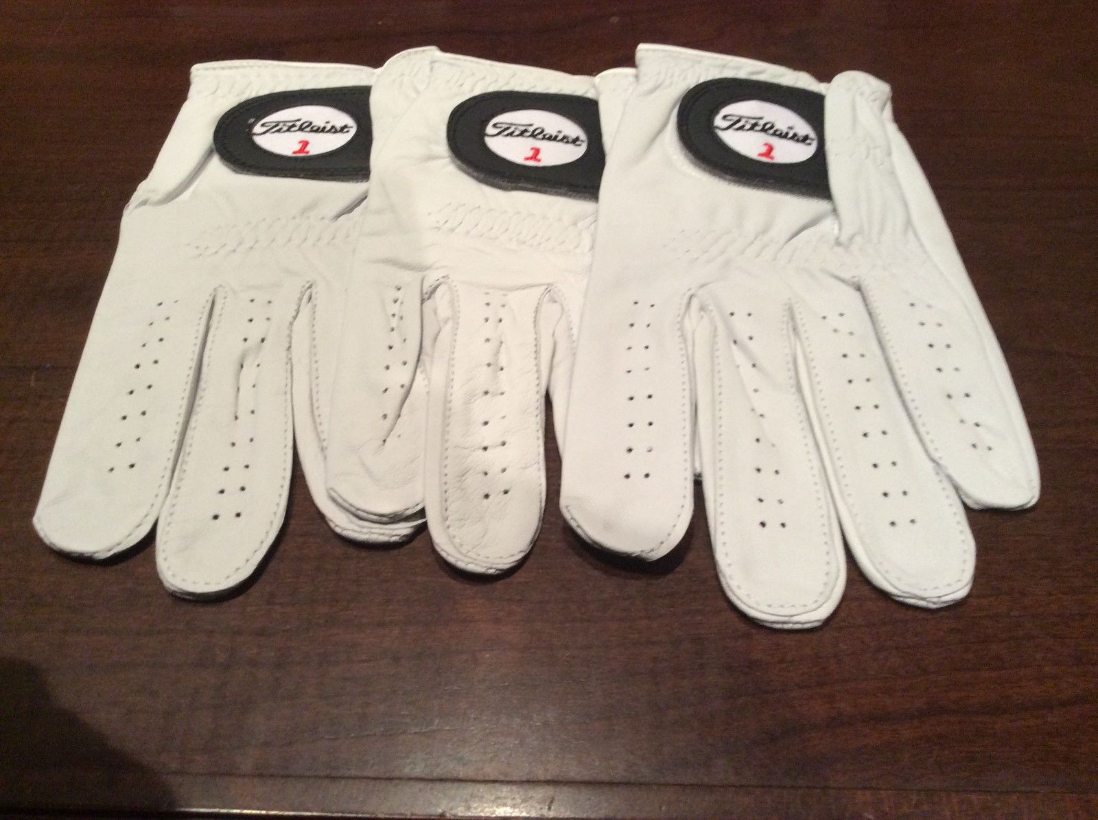 12- NEW Titleist Players Factory Seconds Golf Gloves Pick Your Size FREE  SHIP 746ac6efaf867