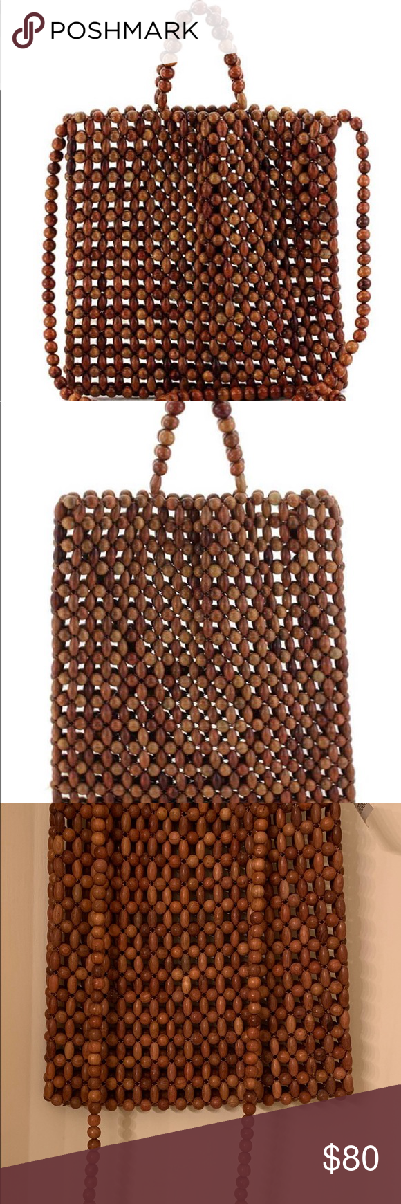 Wooden Tote Bag #woodentotebag