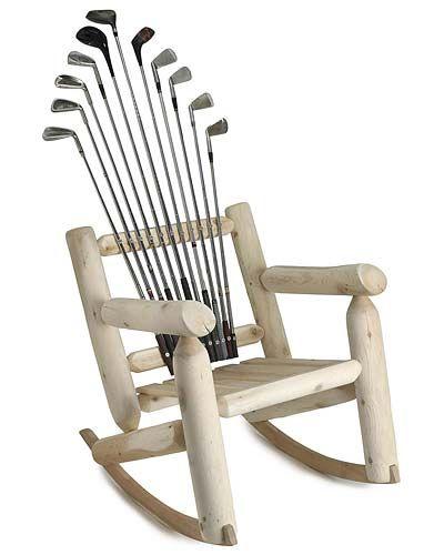 Superieur Golf Club Chair!