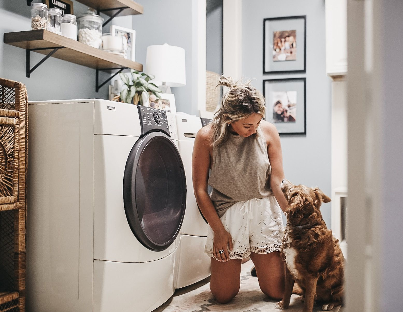 How To Keep A Clean House With Dogs Clean House Cleaning Dogs