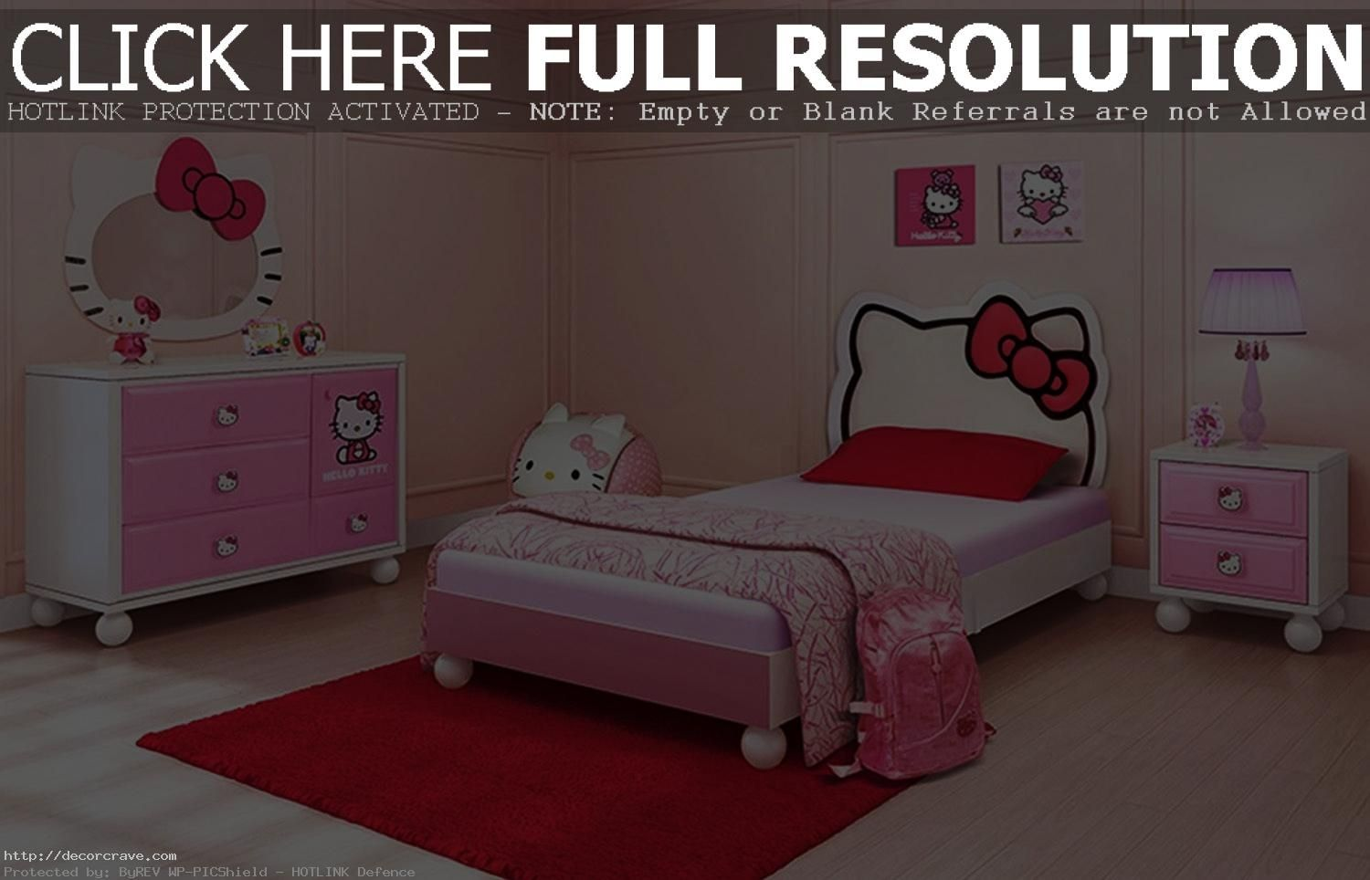 Hello Kitty Bedroom Design Ideas  Bedroom Ideas  Pinterest Simple Hello Kitty Bedroom Designs Design Decoration