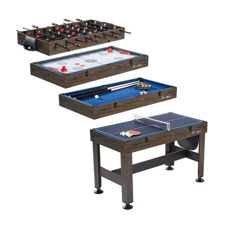 33495a1014e MD Sports 54 inch 4 in 1 Combo Game Table