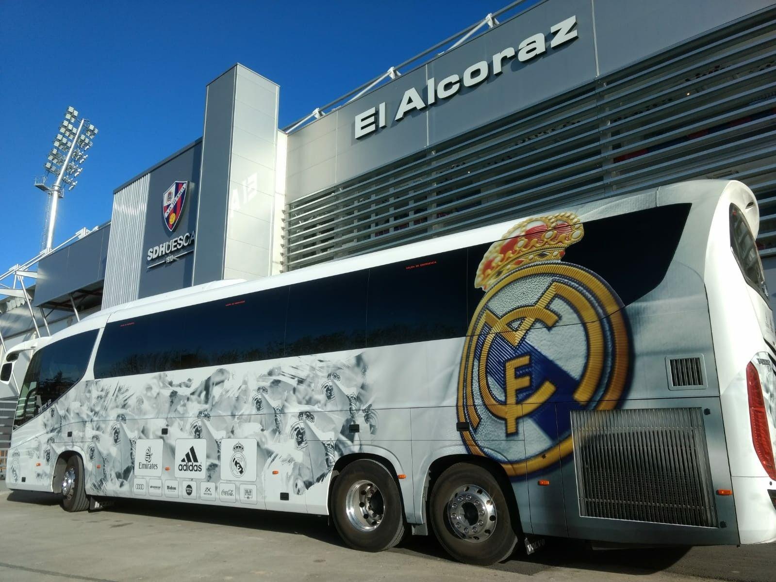 Autobus Del Porno real madrid   autobus, real madrid, bus