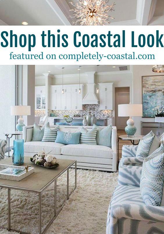 76 Shop This Coastal Look Coastal Design Ideas In 2021 Decor Coastal Design Home