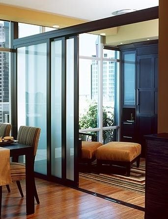 Panel Curtain Room Dividers