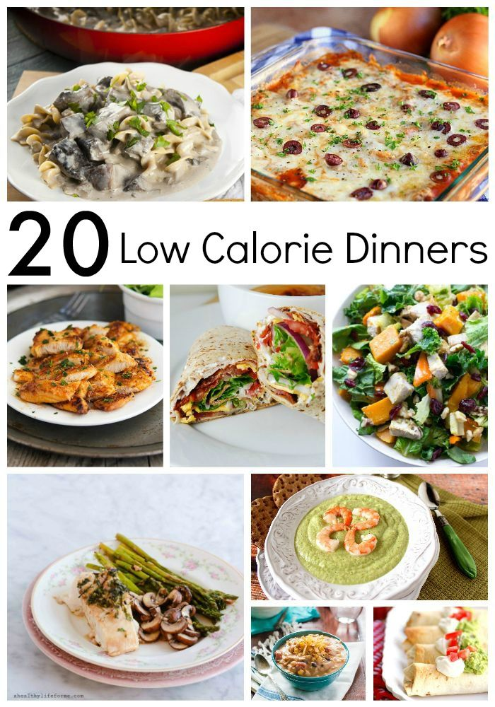 This Great List Of Ideas For Lower Calorie Dinner Recipes Will Let You Keep Meals Healthy And