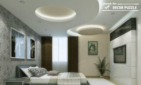 Pop Designs For Bedroom Roof POP False Ceiling Designs Pictures - Plaster of paris design for bedroom