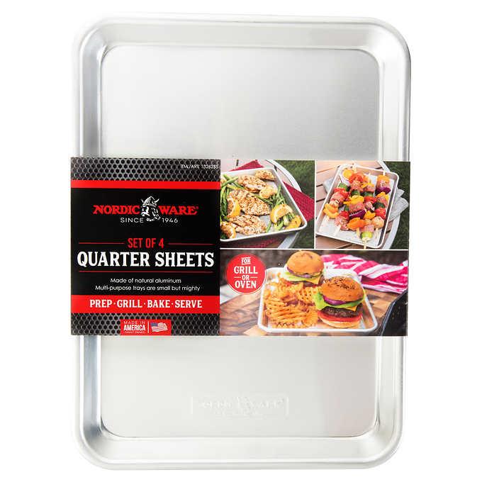 Nordic Ware 4 Pack Quarter Sheets Nordic Ware Dishwasher
