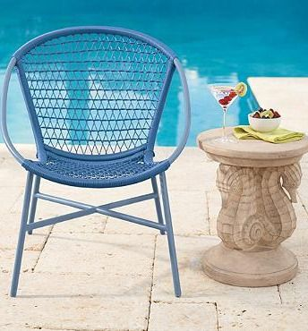 Spice up your outdoor lounge with the Salsa Chair's smart proportions and designer-inspired form, all at a sensational value.