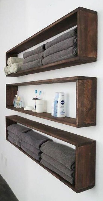 Photo of 17 Die besten Ideen für die Aufbewahrung von Badezimmern – #Badezimmer #Ideen #Organisation #Stora …