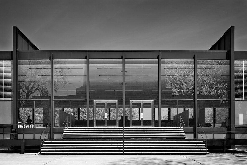 IIT, Crown Hall | Chicago, IL | Mies van der Rohe