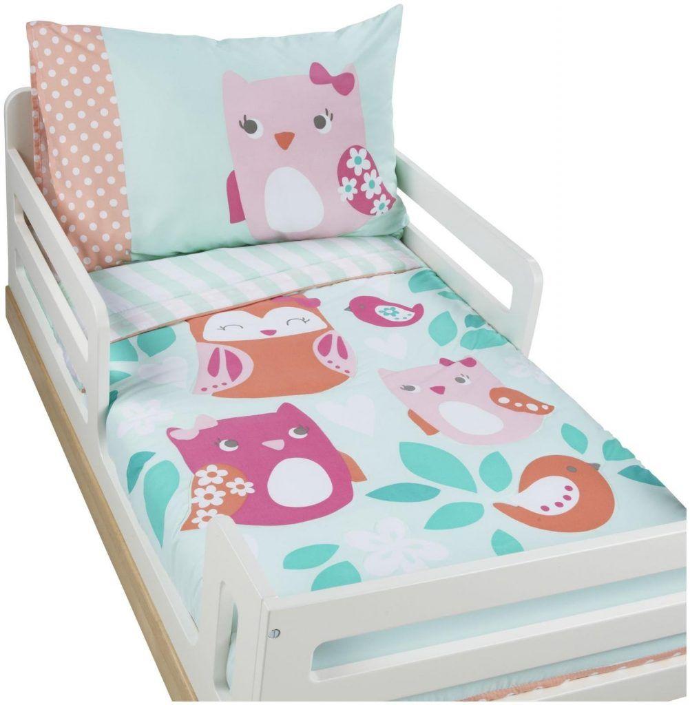 Glamorous Owl Toddler Bedding Babysof Toddler Bed Toddler Bed Girl Mermaid Toddler Bedding