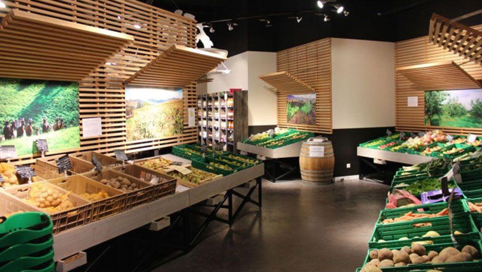 Dise o de tiendas peque as interiorismo 1 crear un efecto for Disenos de interiores para negocios