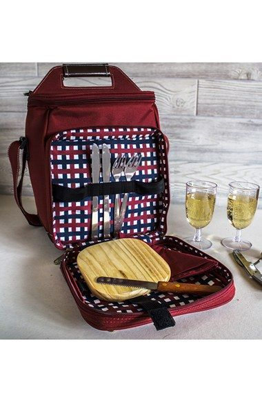 CATHY S CONCEPTS Personalized Picnic Cooler available at  Nordstrom ... be32dff83f70f